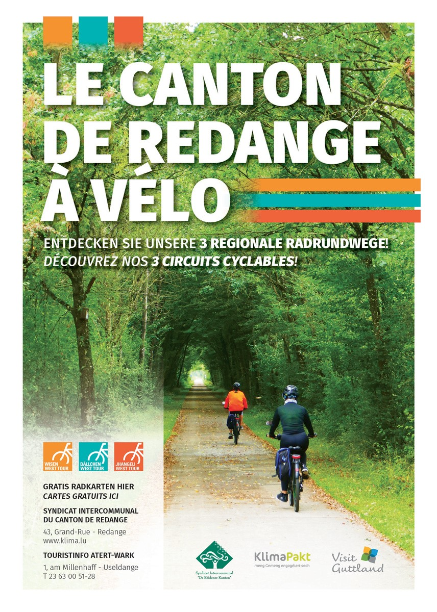 Vélo Tour Luxembourg Ouest
